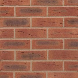 Wienerberger Bisque Red Multi 65mm Red Multi Rolled Brick