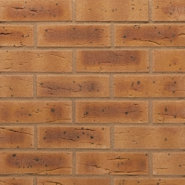 Wienerberger Harvest Buff Multi 65mm Buff Multi Dragfaced Brick