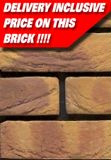 Cheap Bricks : Ibstock Golden Purple Delivery Inclisive Brick