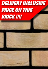 Cheap Bricks : Light Multi Cream Ibstock Delivery Inclusive Brick