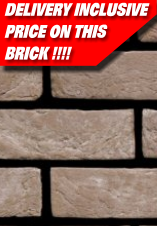 Cheap Bricks : Medium Grey Multi Delivery Inclusive Ibstock A2428A Brick
