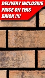 Cheap Bricks : Coughton Buff Blend Ibstock Delivery Inclusive Brick