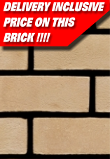 Cheap Bricks : Multi Light Cream Stock Ibstock Delivery Inclusive