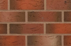 Wienerberger Windmill Orange Multi 65mm Rolled Bricks