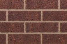 Wienerberger Burgundy 65mm Smooth Bricks