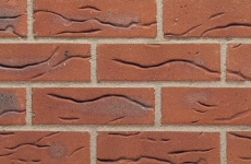 Wienerberger Draycott Red Multi 65mm Smooth Bricks