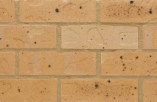 Wienerberger Chancery Yellow Multi 65mm Rolled Bricks