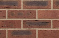 Wienerberger Tuscan Red Multi 65mm Rolled Bricks