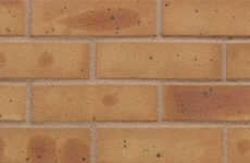 Wienerberger Willowed Buff Multi 65mm Smooth Bricks