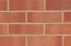 Wienerberger Cinnabar Red Multi 65mm Smooth Bricks