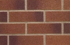 Wienerberger Mulberry Red 65mm Smooth Bricks