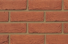 Ibstock Bradgate Red 65mm Sandcreased Bricks
