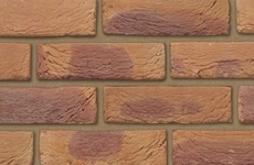 Ibstock Bradgate Golden Purple 65mm Sandcreased Bricks