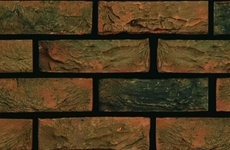 Ibstock Ivanhoe Burnt Red 65mm Sandcreased Bricks