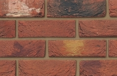 Ibstock Ivanhoe Cottage Blend 65mm Sandcreased Bricks