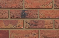 Ibstock Ivanhoe Katrina Multi 65mm Sandcreased Bricks