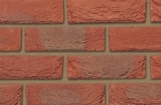 Ibstock Grosvenor Autumn Flame 65mm Sandcreased Bricks
