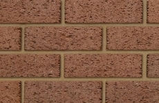 Ibstock Georgian Red Blend 65mm Rustic Bricks