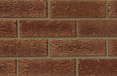 Ibstock Staffordshire Multi Rustic 65mm Rustic Bricks