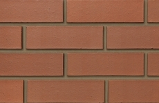 Ibstock Atlas Smooth Red 65mm Smooth Bricks