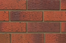 Ibstock Tradesman Claygate Red Multi 65mm Rolled Bricks