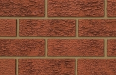 Ibstock Stratford Red Rustic 65mm Rustic Bricks