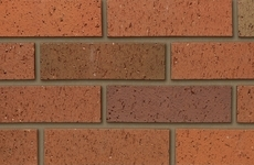 Ibstock Himley Mixed Russet Original 65mm Dragfaced Bricks