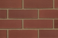 Ibstock Aldridge Smooth Red 65mm Smooth Bricks