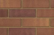Ibstock Tradesman Heather 65mm Sandfaced Bricks