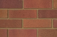 Ibstock Tradesman Sandfaced Red Multi 65mm Sandfaced Bricks