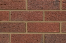 Ibstock Brunswick Antique Red 65mm Rolled Bricks