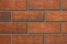 Ibstock Brunswick Multi Orange 65mm Rustic Bricks