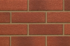 Ibstock Bridgwater Weathered Red 65mm Rolled Bricks