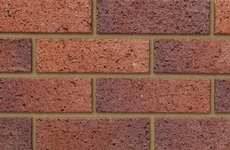 Ibstock Westbrick Red Purple Multi 65mm Dragfaced Bricks