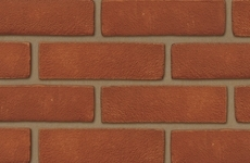 Ibstock Parham Red Stock 65mm Sandfaced Bricks