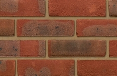 Ibstock Thakeham Red Multi Stock 65mm Sandfaced Bricks
