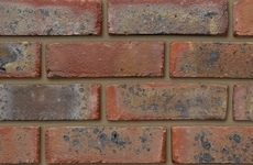 Ibstock West Hoathly Medium Multi Stock 65mm Sandfaced Bricks
