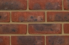 Ibstock Cissbury Red Multi 65mm Sandfaced Bricks