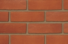Ibstock Berkshire Orange Stock 65mm Sandfaced Bricks