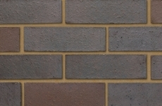 Ibstock Staffordshire Blue Brindle Smooth 65mm Smooth Bricks