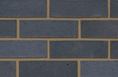 Ibstock Staffordshire Slate Blue Smooth 65mm Smooth Bricks
