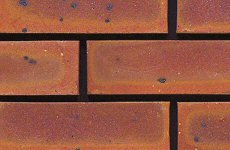 Ibstock Welbeck Red Mixture 65mm Rolled Bricks