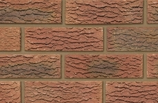 Ibstock Cavendish Dorket Fireglow 65mm Rustic Bricks