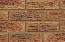 Ibstock Cavendish Dorket Honeygold 65mm Rustic Bricks