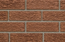Ibstock Tyne Red Bark 65mm Rustic Bricks