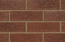 Ibstock Throckley Red Rustic 65mm Rustic Bricks