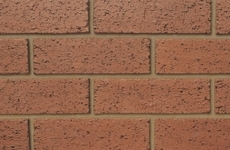 Ibstock Mixed Red Textured 65mm Dragfaced Bricks