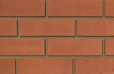 Ibstock Throckley Smooth Red 65mm Smooth Bricks