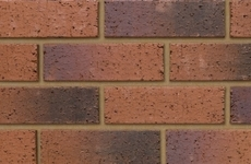 Ibstock Kilcreggan Multi Wirecut 65mm Dragfaced Bricks