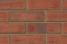 Ibstock Grampian Red Mixture 65mm Rolled Bricks